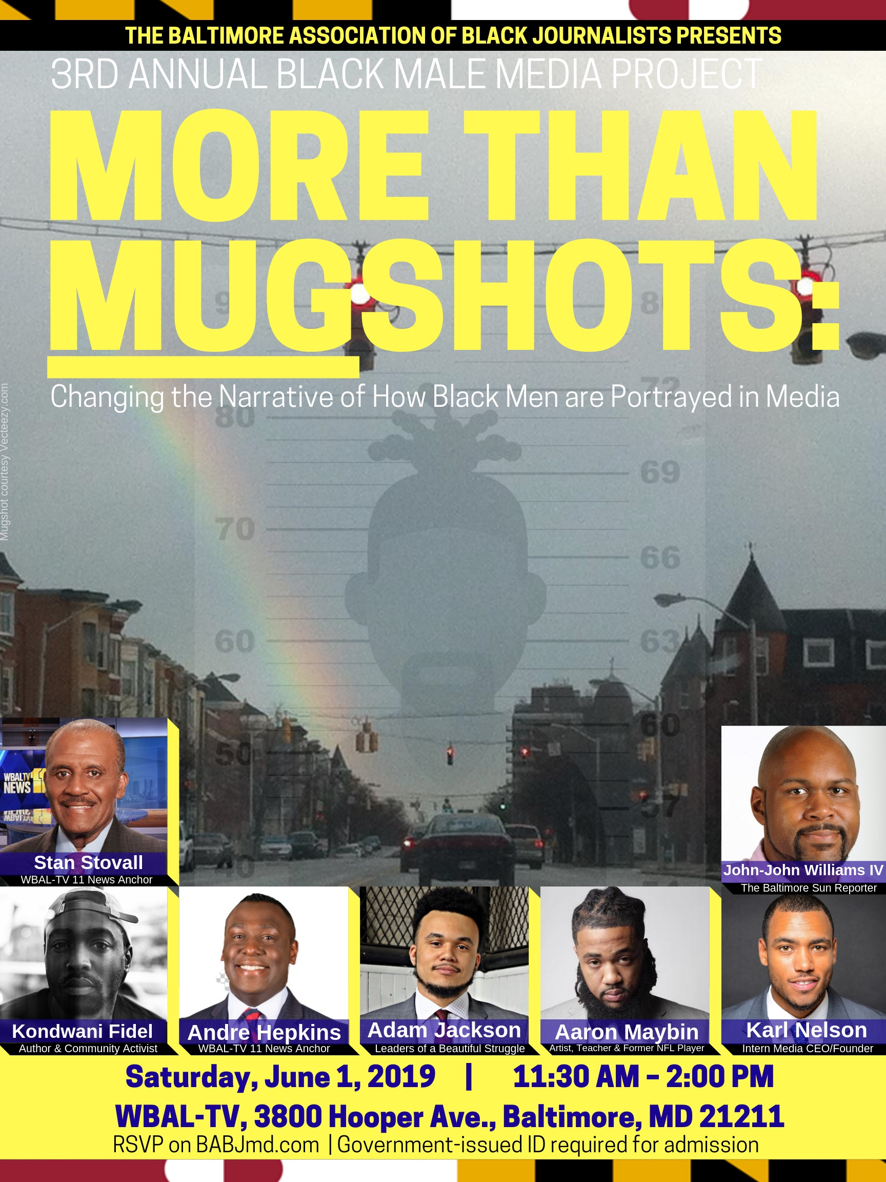 More than Mugshots: Changing the Narrative of How Black Men